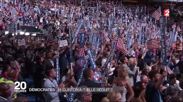 Présidentielle américaine : dernière ligne droite pour Hillary Clinton