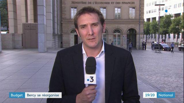 Budget : Bercy se réorganise