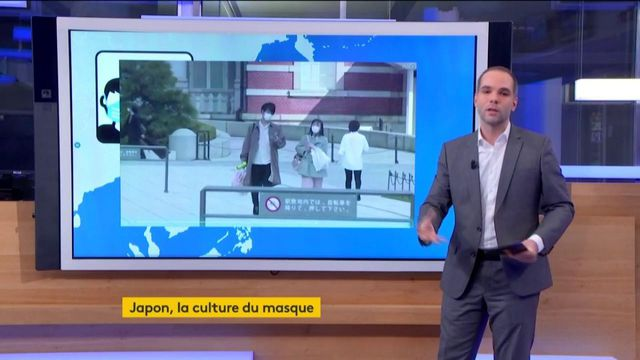 Coronavirus : au Japon, quid de la culture du masque