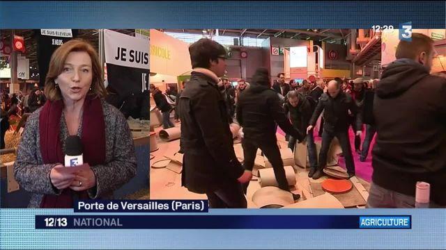 Salon de l'Agriculture : François Hollande annonce une révision de la loi LME