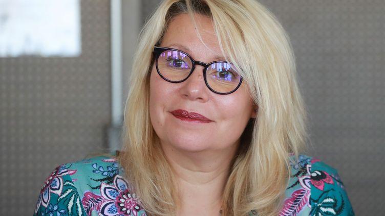 Christelle Ratignier-Carbonneil, directrice générale de l'Agence nationale de sécurité du médicament (ANSM), le 17 juillet 2019. (JACQUES DEMARTHON / AFP)