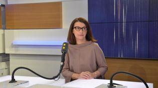 Cécile Duflot, ancienne ministre du Logement, EELV. (JEAN-CHRISTOPHE BOURDILLAT / RADIO FRANCE)