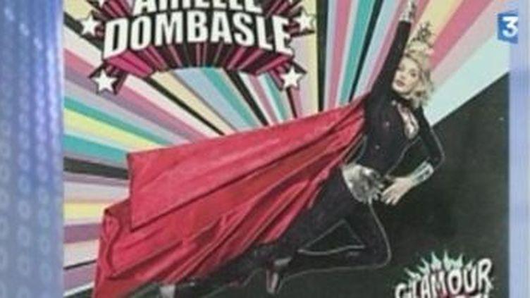 """Super Arielle Dombasle """"glamour à mort""""  (Culturebox)"""