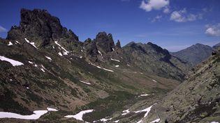 L'accident s'est produit près d'Asco (Haute-Corse), dont les environs sont photographiés ici en 2009. (JEAN-JACQUES ETIENNE / BIOSPHOTO)