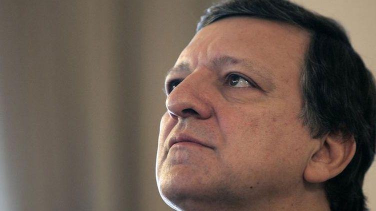 (José Manuel Barroso s'occupera des activités internationales de la banque américaine Goldman Sachs ©)