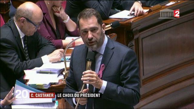 Christophe Castaner : futur délégué général de La République en Marche
