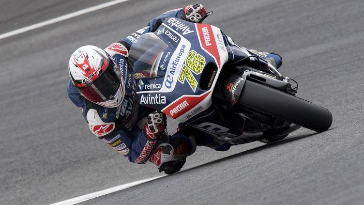 Loris Baz (Ducati Avintia) (JOE KLAMAR / AFP)