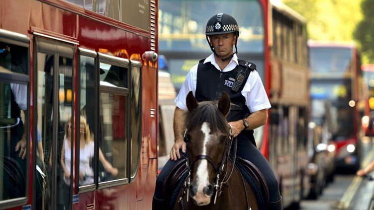 Sécurité accrue dans les rues de Londres