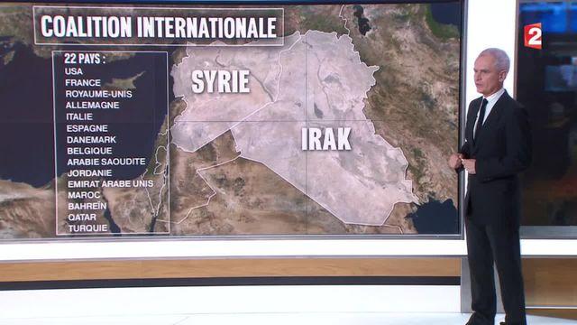 Quelle coalition contre le groupe Etat islamique ?