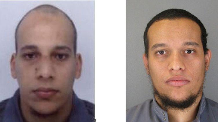 (Les deux suspects recherchés par la police © SRPJ)