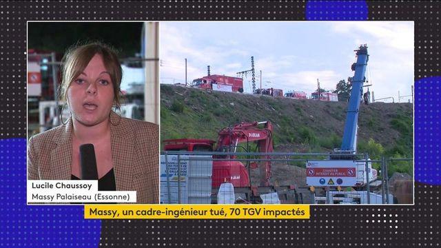 SNCF : un ouvrier décédé après l'effondrement d'un chantier en gare de Massy-Palaiseau