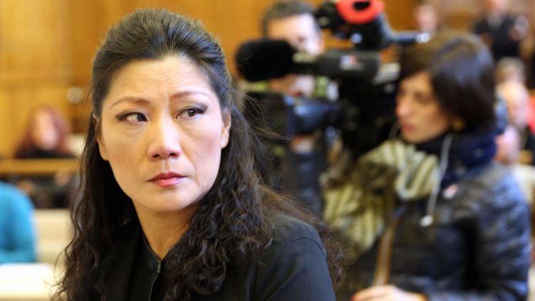 (Tous les accusés de l'affaire des mariages chinois sont condamnés. L'organisatrice des cérémonies, Lise Han, écope de 30 mois de prison © MaxPPP)