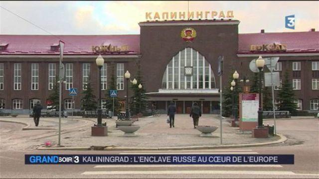 Kaliningrad : l'enclave russe en plein coeur de l'Europe