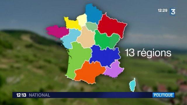 Nouvelles régions : sept présidents ouvrent une nouvelle ère