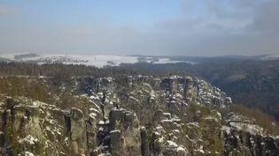 Le parc national de la Suisse saxonne dans l'est de l'Allemagne (France 2)