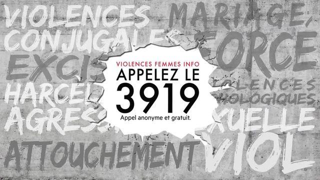 """Le clip de campagne pour le """"3919"""" diffusé sur France Télévisions"""