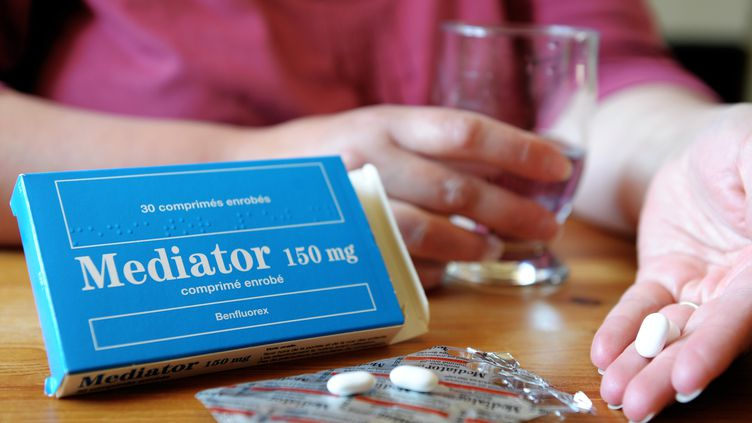 Le Mediator, un antidiabétique des laboratoires Servier,est accusé d'avoir fait 500 à 2 000 morts en France. (CITIZENSIDE.COM / AFP)