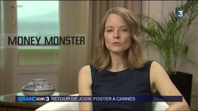 """Festival de Cannes : À l'affiche """"Money Monster"""", le nouveau film réalisé par Jodie Foster"""