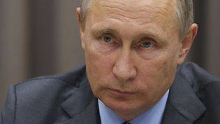 Vladimir Poutine, le 21 septembre 2016. (IVAN SEKRETAREV / POOL)
