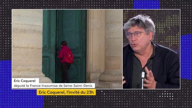 """Projet de loi contre le séparatisme : Éric Coquerel, député La France Insoumise, alerte sur """"ceux qui veulent discriminer"""""""