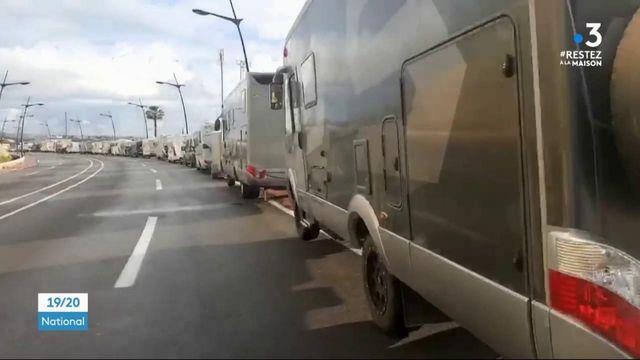 Coronavirus : 70 000 Français en attente de rapatriement