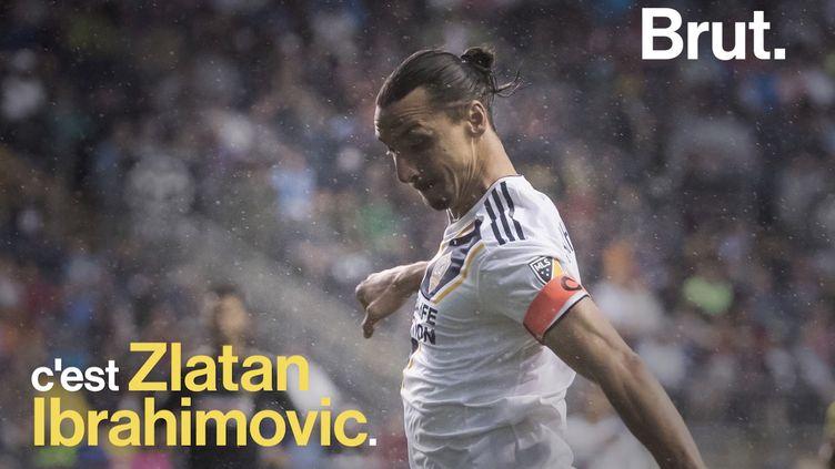 VIDEO. D'enfant défavorisé à star du football… Qui est Zlatan Ibrahimovic ? (BRUT)