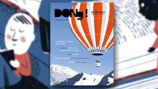 Couverture du numéro 1 de la revue Dong !  (Actes Sud)