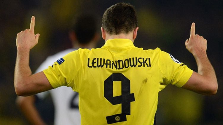 Lewandowski  (PATRIK STOLLARZ / AFP)
