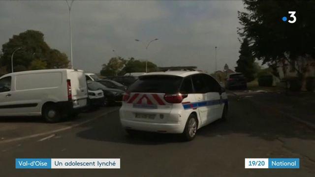 Val-d'Oise : un adolescent lynché par un groupe de jeunes