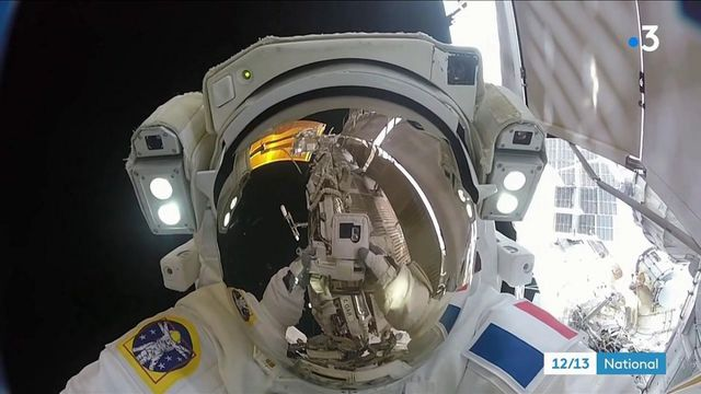 Espace : une troisième sortie extravéhiculaire pour Thomas Pesquet