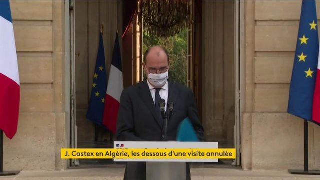 Diplomatie : les dessous de la visite annulée de Jean Castex en Algérie