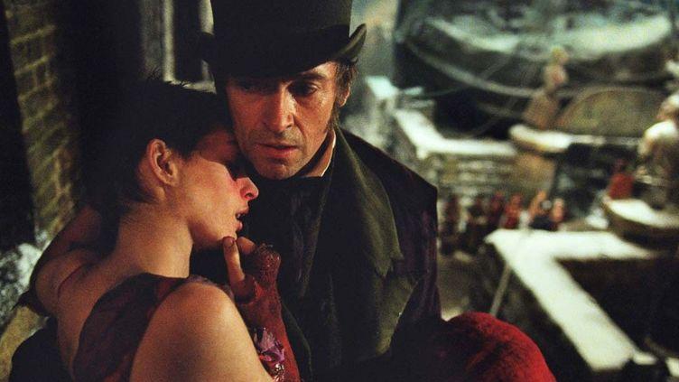 """Anne Hathaway et Hugh Jackman dans """"Les Misérables""""  (Universal)"""