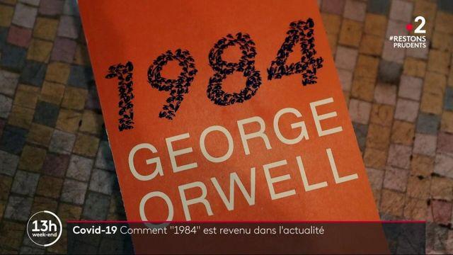 """Confinement : est-il pertinent de citer """"1984"""" pour décrire la situation française ?"""