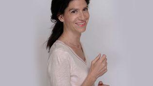 Portrait de la journaliste et écrivaine Clara Dupont-Monod, août 2021 (Olivier Roller)