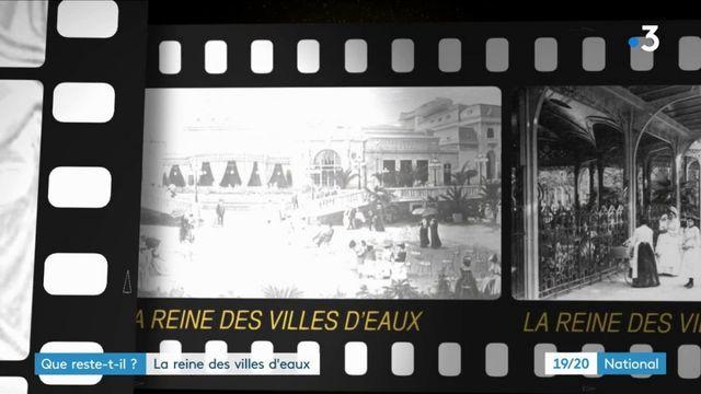 """Vichy, la """"reine des villes d'eau"""""""