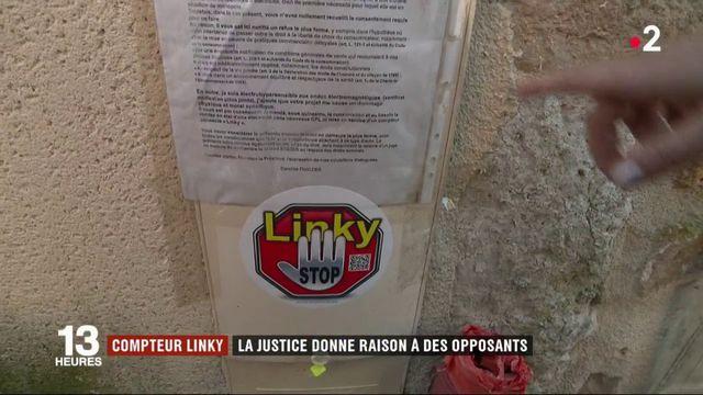 Compteur Linky : des opposants obtiennent justice