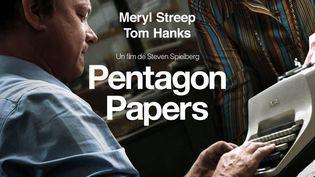 """""""Pentagon Papers"""" a été élu meilleur film de l'année 2017 par le National Board of Review, (Conseil national d'examen du cinéma) fondé en 1909 à New York. (RELAXNEWS / UNIVERSAL PICTURES)"""