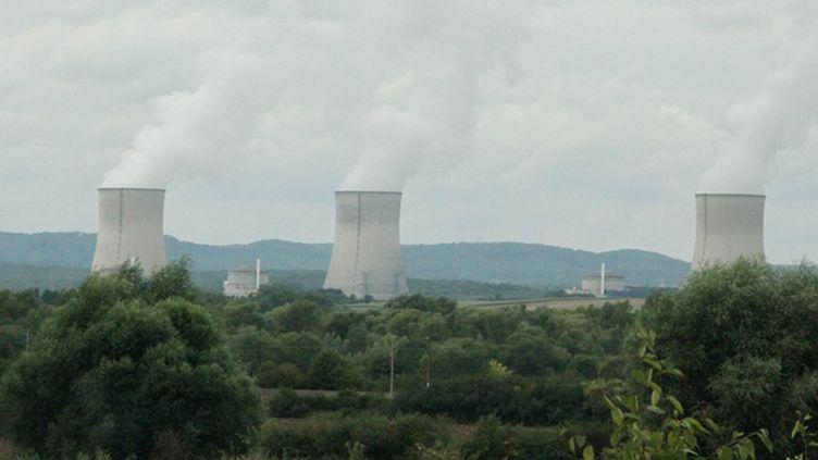 (La centrale nucléaire de Cattenom est sur la liste des centrales survolées par des drones © MAXPPP)