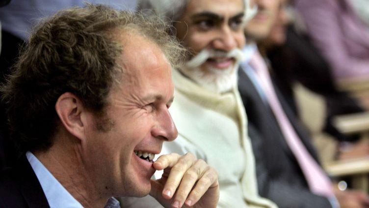 Paul Deneve, le 29 mars 2007 à New Delhi (Inde). (MANISH SWARUP / AP / SIPA )