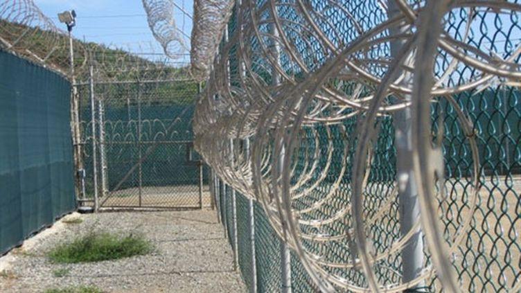 Le camp militaire américain de Guantanamo (octobre 2010) (AFP / Virginie Montet)