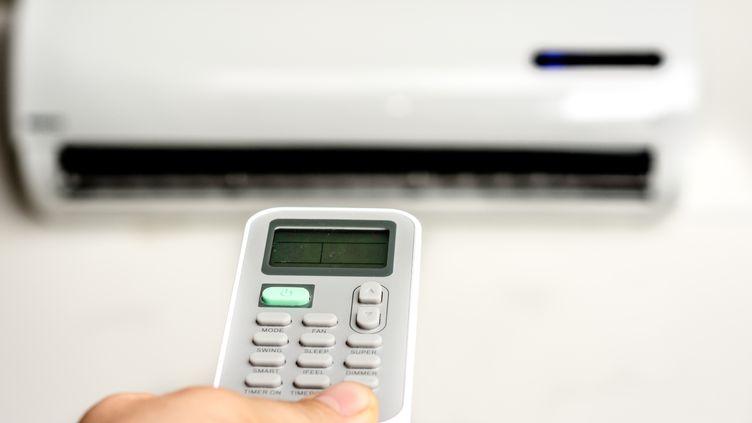La climatisation en période de chaleur est aussi synonyme de rhume ou d'angine. (GETTY IMAGES)