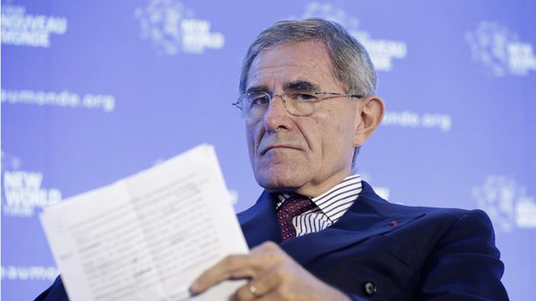 (Gérard Mestrallet devrait prendre sa retraite l'année prochaine © Maxppp)