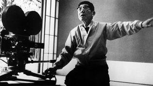 Le cinéaste japonais Yasujiro Ozu (photo non datée)  (Photo12.com - Collection Cinema)
