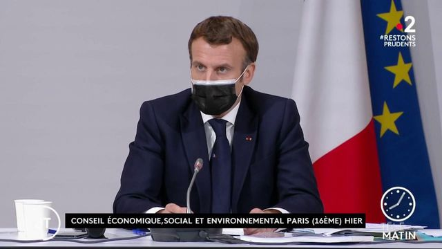 Climat : Emmanuel Macron veut changer la Constitution par référendum