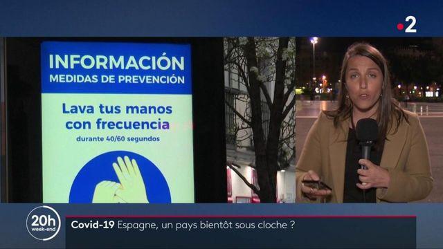 Coronavirus en Espagne : de nouvelles mesures de restriction