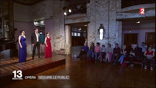 """""""Tous à l'Opéra"""" : pour ses 10 ans, l'opération ouvre les portes de l'Opéra au grand public"""
