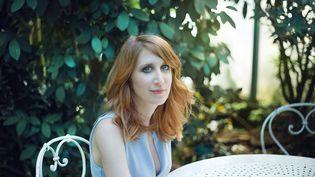 L'autrice Samantha Bailly, présidente de la Ligue des auteurs professionnels (Jade Sequeval)