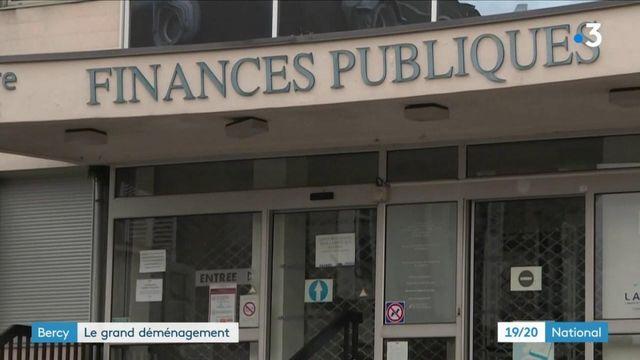 Bercy : le grand déménagement des fonctionnaires dans toute la France