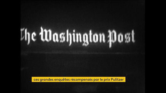 Prix Pulitzer : plus d'un siècle de grandes enquêtes récompensées