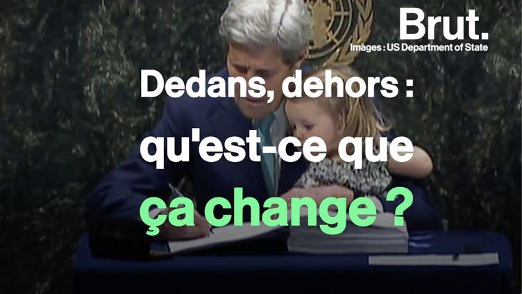 VIDEO. Accord de Paris : en sortir ou non, qu'est-ce que ça change pour les États-Unis ? (BRUT)